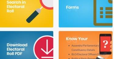 NVSP: Voter ID Card Status Check, Registration, Voter List, Election Card