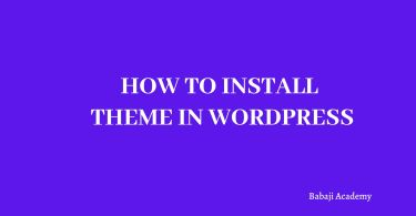How to Install Wordpress Theme: How to Install a WP Theme
