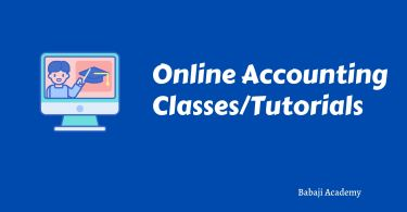Online Accounting Courses: Online Accounting Classes & Tutorial