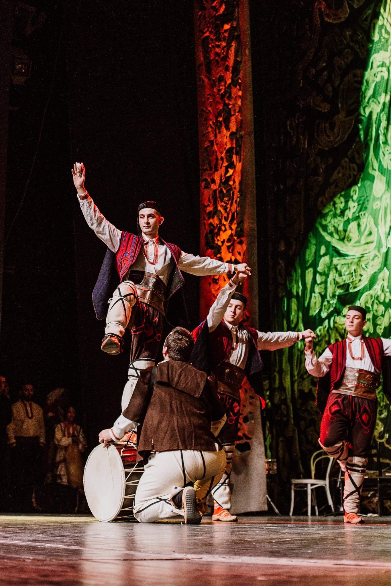 КУД ИЛИНДЕН ја започнува концертната сезона од Пациото во недела, а ќе настапи и на светската фолклоријада во Русија
