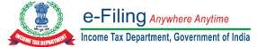 New Income tax e-filing