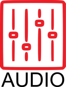 logo audio mixer