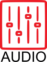logo audio mixer