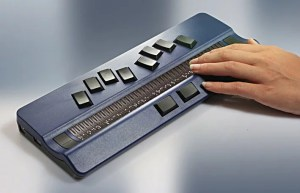 Handytech Connect Braille