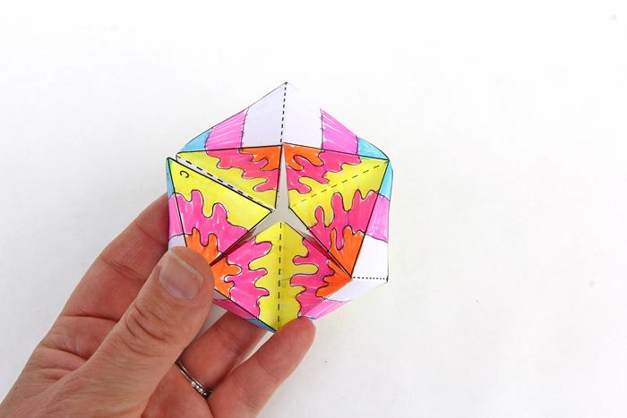 Flextangle-finished-BABBLE-DABBLE-DO