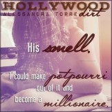 Hollywood Dirt Teaser #4 - #RentasticReads #BabblingChatterReads