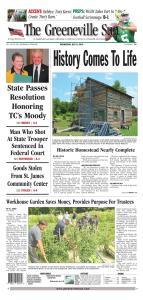 Greeneville Sun 2014-07-09 Page 01