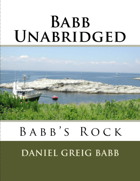 Babb Unabridged Vol 1-Babbs Rock (Cover)