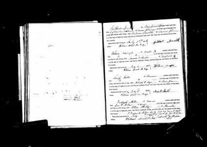 Ohio, County Marriages, 1774-1993 - Reason Smith Babb