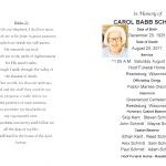 Carol B. (Harrison) Schmitt Funeral Information Card_02