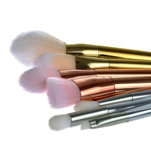 7pcs Makeup Brushes Set Powder Foundation Eyeshadow Eyeliner Lip Brush Tool 4