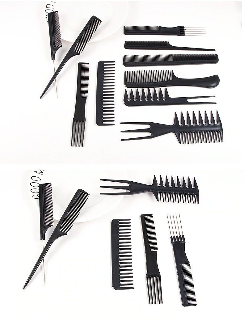 stylist anti static hairdressing combs m description 0