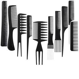Babe Au Naturel Hair Styling Comb Kit