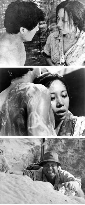 Una mujer en la arena (Suna no onna), de Hiroshi Teshigahara (1964) (2/6)