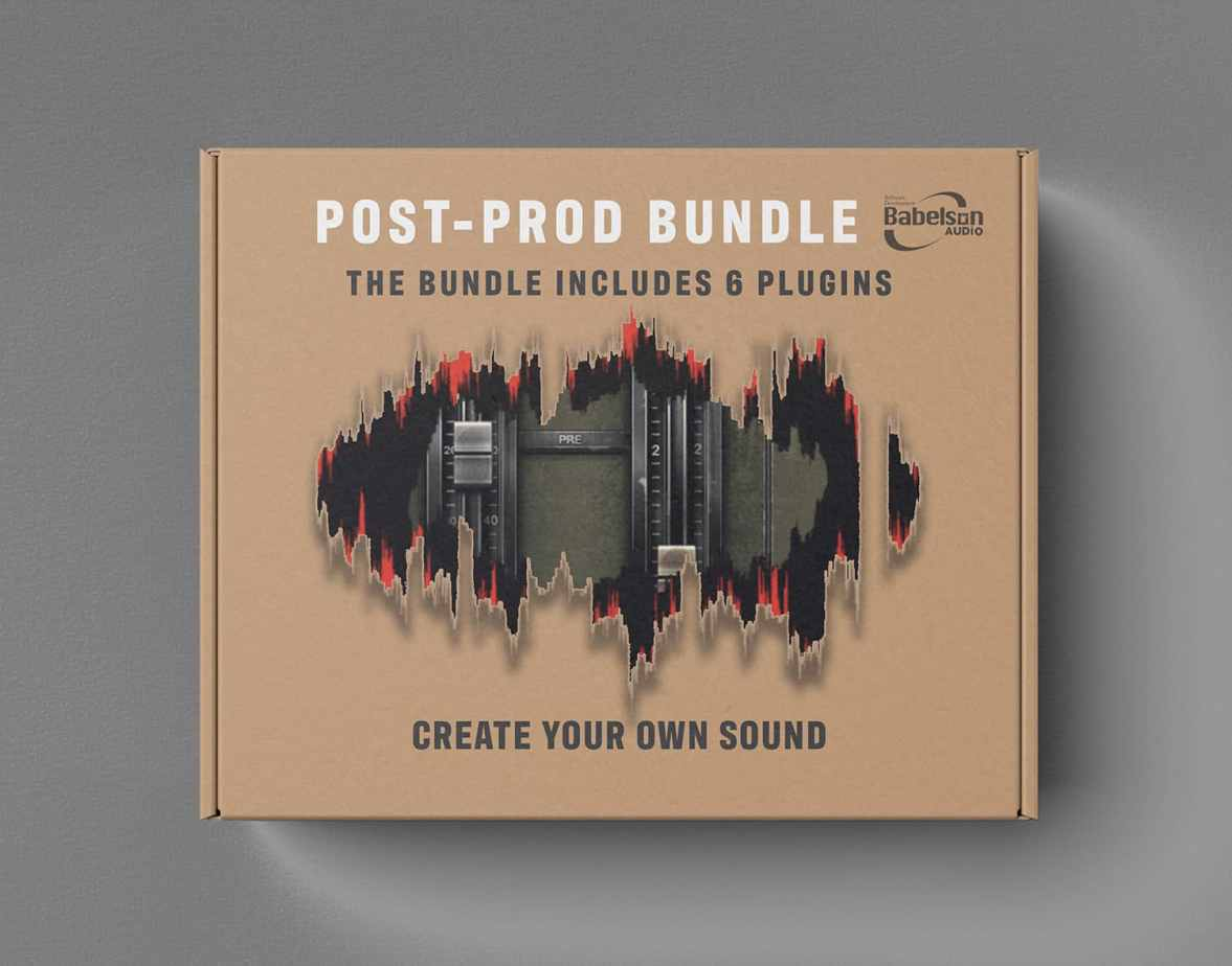 Post-Prod Bundle