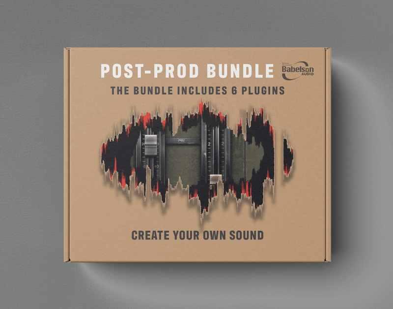 Post-Prod Bundle