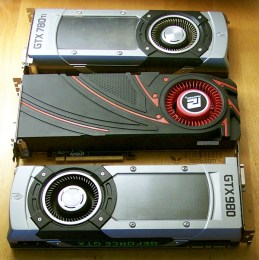 The R9 290x vs. GTX 980 vs. GTX 780 Ti Overclocked Showdown