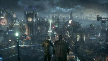 Batman: Arkham Knight Patch Performance