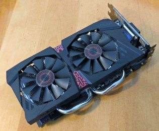 The GTX 950 arrives as the ASUS STRIX DirectCU II OC – the full review