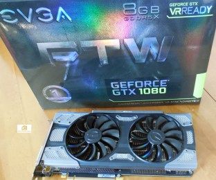The EVGA GTX 1080 FTW vs. the Founder's Edition & vs. the Fury X