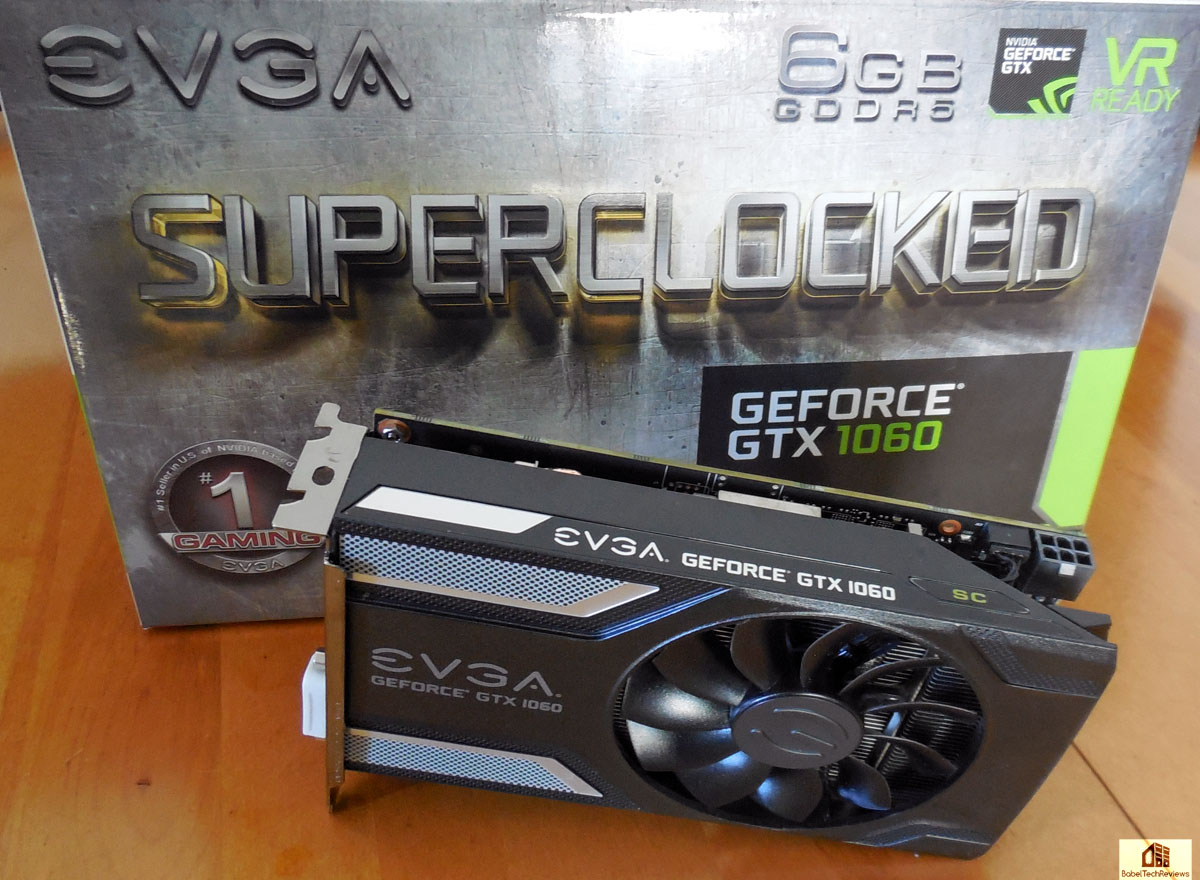 The EVGA GTX 1060 SC vs  the Founders Edition & vs  the RX 480