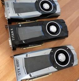 The GTX 1080 Ti Performance Review vs. the TITAN XP & the GTX 1080