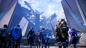 Mass Effect: Andromeda Ansel Contest