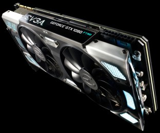 EVGA GeForce GTX 1080 FTW2/SC2 is now with 11GHz Memory