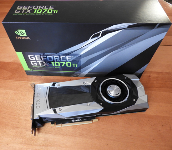 The GTX 1070 Ti Review- 35 Games benchmarked!