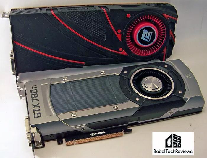 The Retro Series - the R9 290X 4GB vs  the GTX 780 Ti 3GB