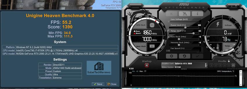 The RTX 2060 FE vs the Red Devil RX Vega Overclocking Showdown