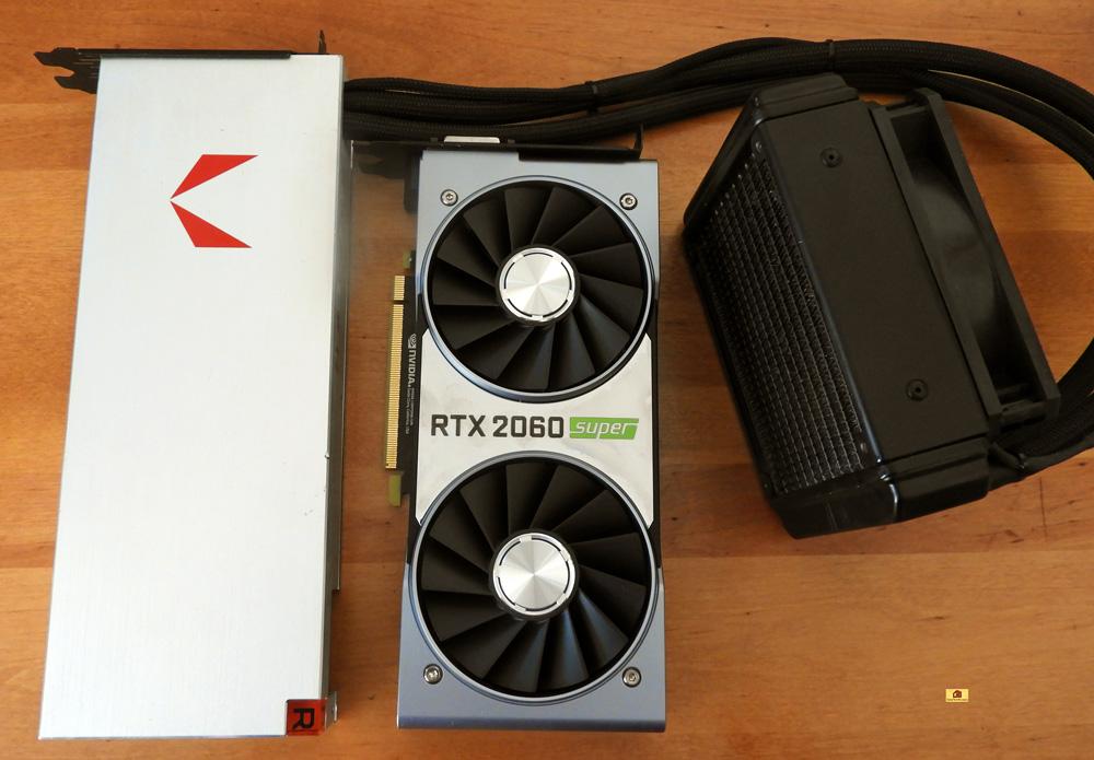 The RTX 2060 SUPER vs  RX Vega 64 Overclocking Showdown