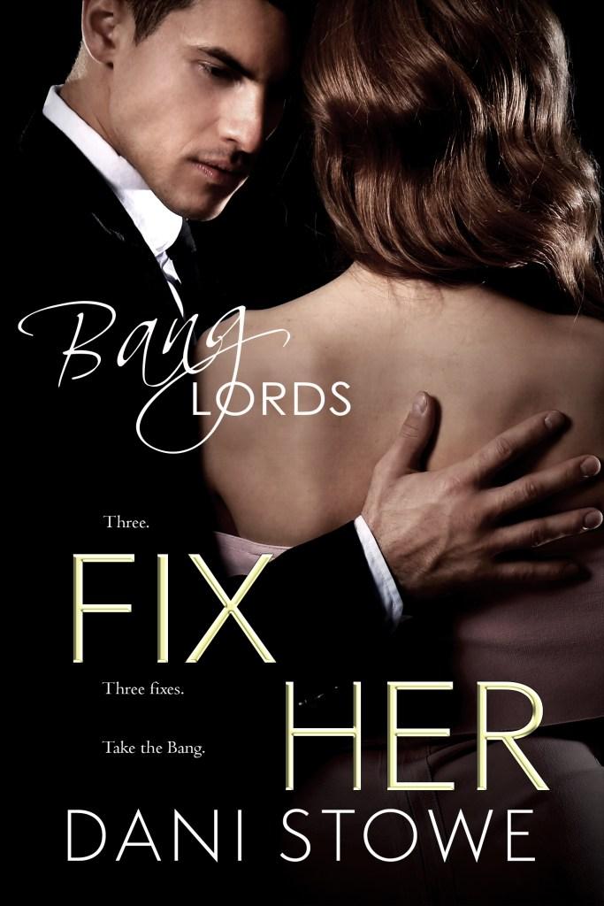 Book Cover: Fix Her