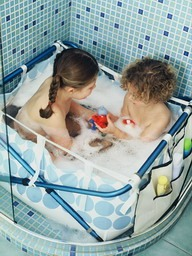 Toddler Baths To Go Babes About Town