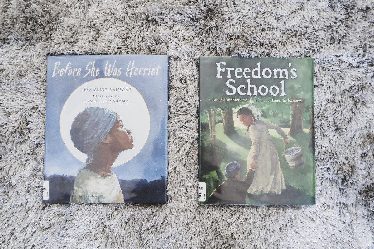 Babes & Blue houses, Library Finds
