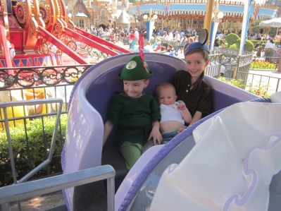 Taking toddlers to Disneyland - Everything you need to know!
