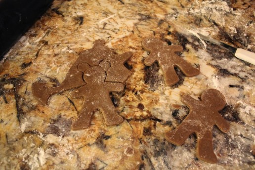 Disneyland Gingerbread Cookie Recipe