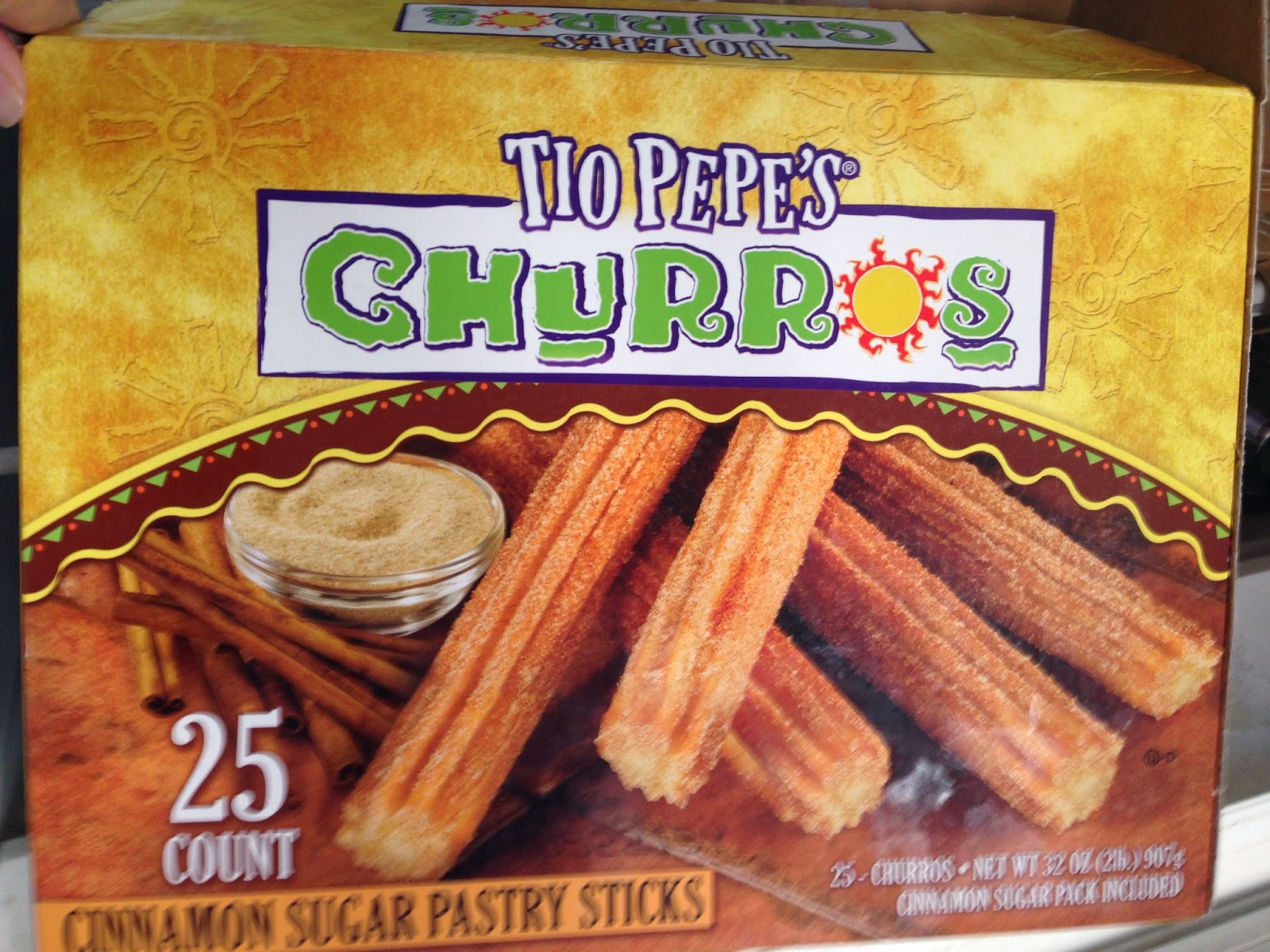Disneyland Churros At Home So Fast Easy And Yummy Babes In Disneyland