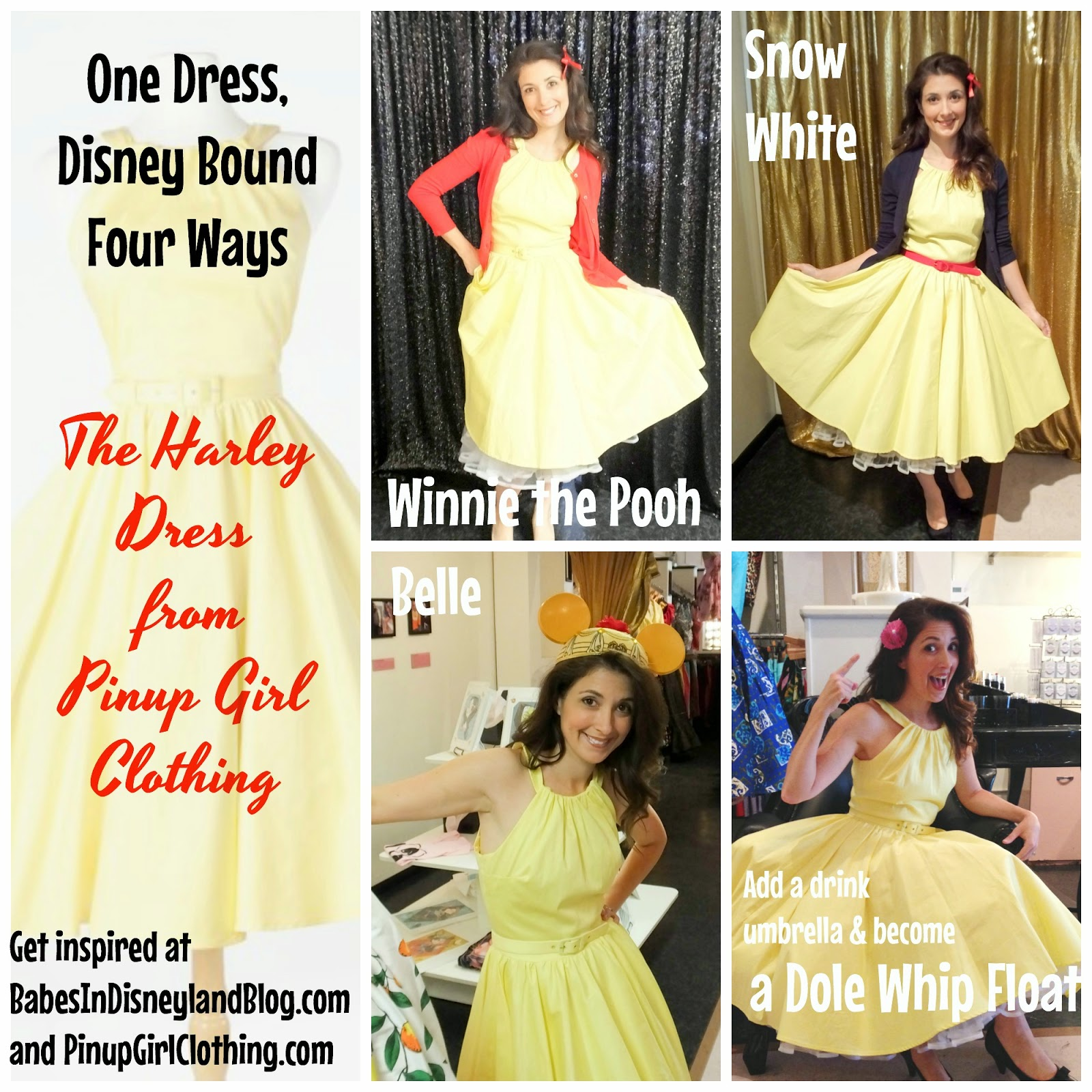 All About Abbie Pin Up Girl Clothing: Disney Bounding Ideas With Pinup Girl Clothing