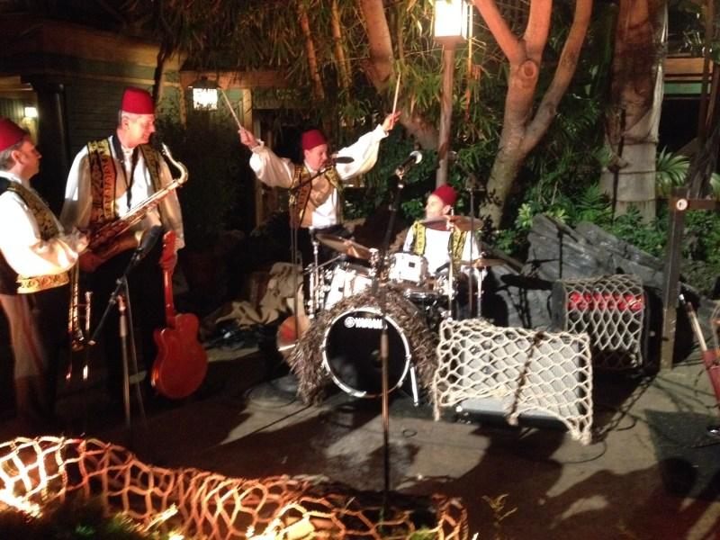 Adventureland Band