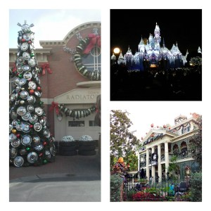 dl holidays collage