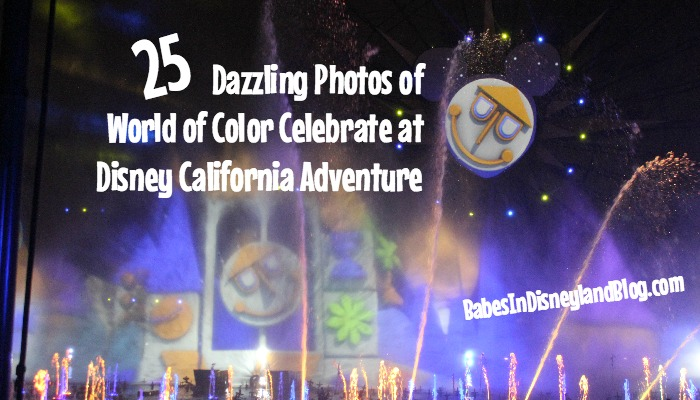 25 Dazzling Photos of World of Color Celebrate at Disney California Adventure