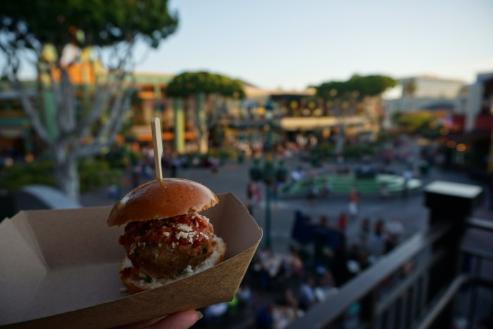 Meatball Slider | Taste of Downtown Disney