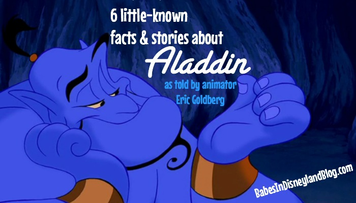 6 little known fact and stories about Aladdin