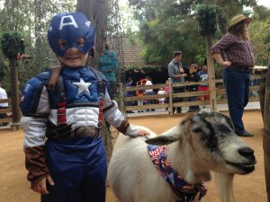 Big Thunder Ranch Disneyland