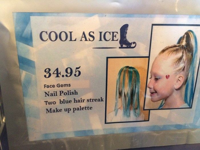 Anna and Elsa's Boutique - Cool as Ice