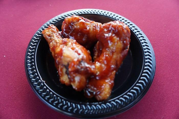 Boysenberry Wings