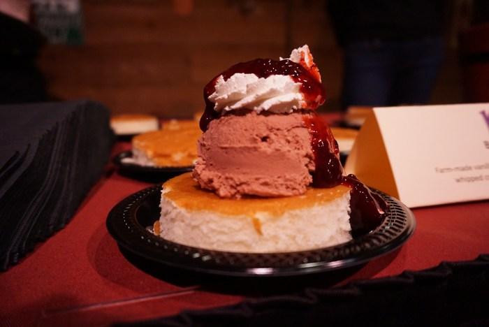boysenberry trifle knotts