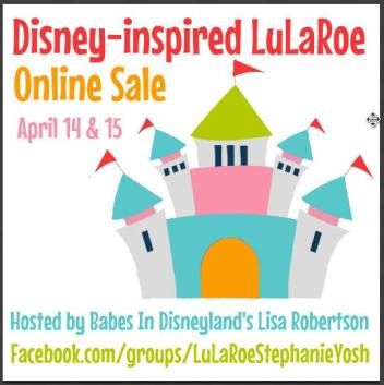 Disney inspired LuLaRoe Online Sale