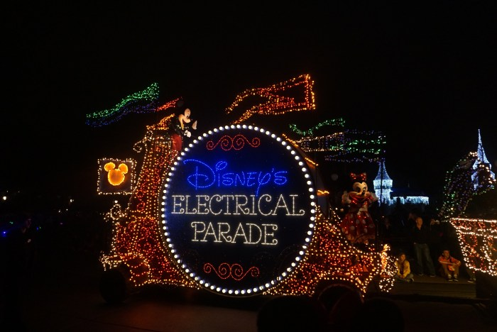 main street electrical parade drum